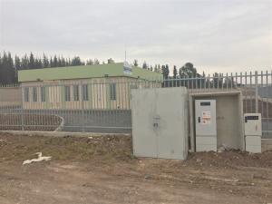 תחנת שאיבה לביוב באקה אלגרביה
