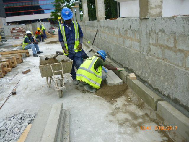 EDAIF עבור חברת  AMANDI, בגאנה